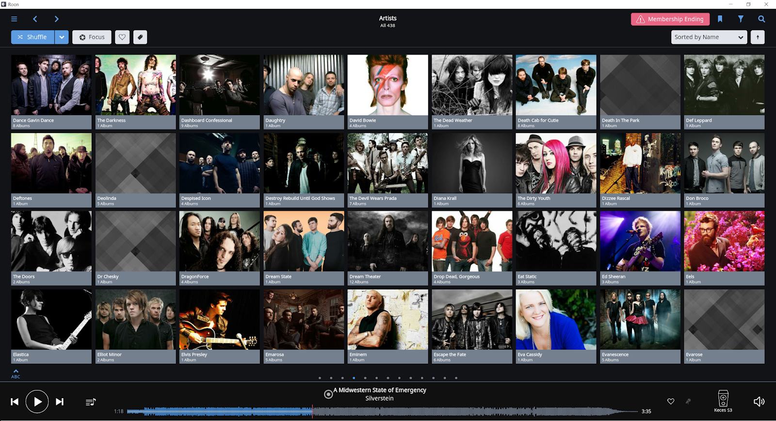 Music Player & Music Server Software - 14 Day Free Trial | Roon Labs