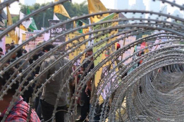 Sarekat Tani Indonesia tuntut DPR hentikan pembahasan lima RUU pertanian