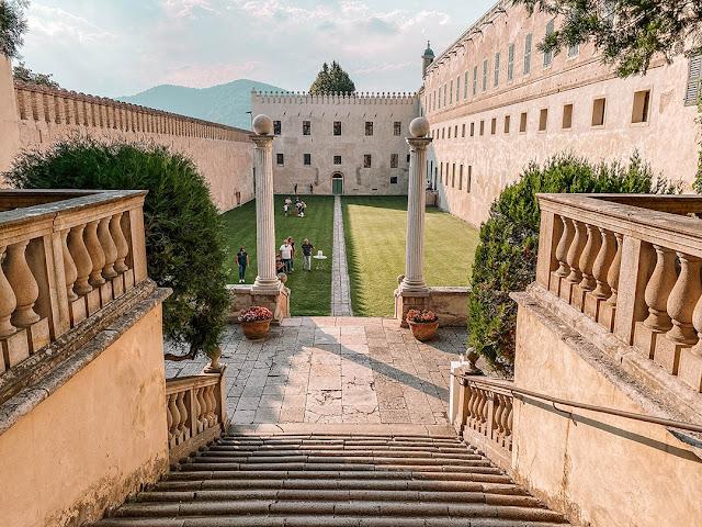 Castelli italiani: il Castello del Catajo
