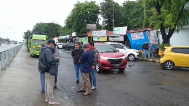 TKP Bentrokan FPI-Polisi, Petugas Tol: CCTV Selalu Aktif, Tidak Ada yang Mencurigakan di Sini