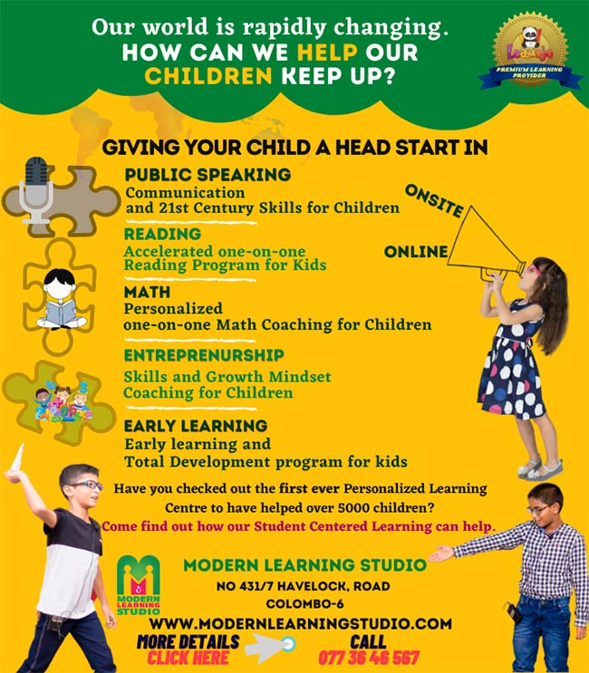 Modern Learning Studio  | Let us help your child with 21st Century Learning .