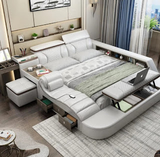 teknologi Smart bed