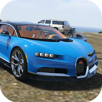 Drive & Parking Bugatti Chiron City Car Apk Download for Android