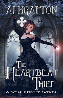 The Heartbeat Thief by A.J. Krafton
