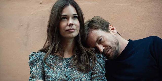 Laia Costa, Guillermo Pfening, protagonistas, Foodie Love, Isabel Coixet