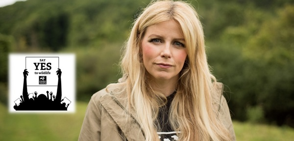 Countryfile's Ellie Harrison urges people to 'Say Yes to Wildlife'