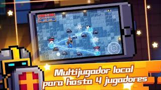 Descargar Soul Knight MOD APK 2.7.1 Dinero ilimitado y Todo Desbloqueado Gratis para Android 2