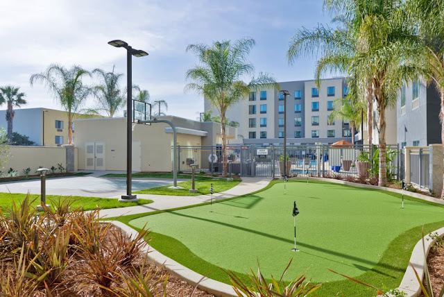 Gluten Free Disneyland Guide - Where to Stay Self Catering Accommodation with Kitchenette Homewood Suites by Hilton Anaheim Resort Convention Centre Discounts
