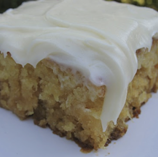 Miss Susan's Pineapple Sheet Cake