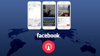 Πώς μπορώ να κάνω live μετάδοση στο Facebook; Γράφει : Ο Κώστας Δημητριάδης.