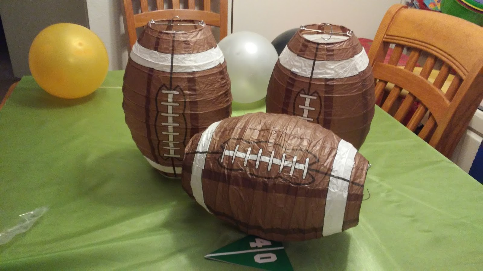 Pams party practical tips for Super bowl party items