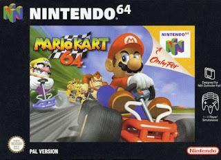 Mario Kart 64 ( BR ) [ N64 ]