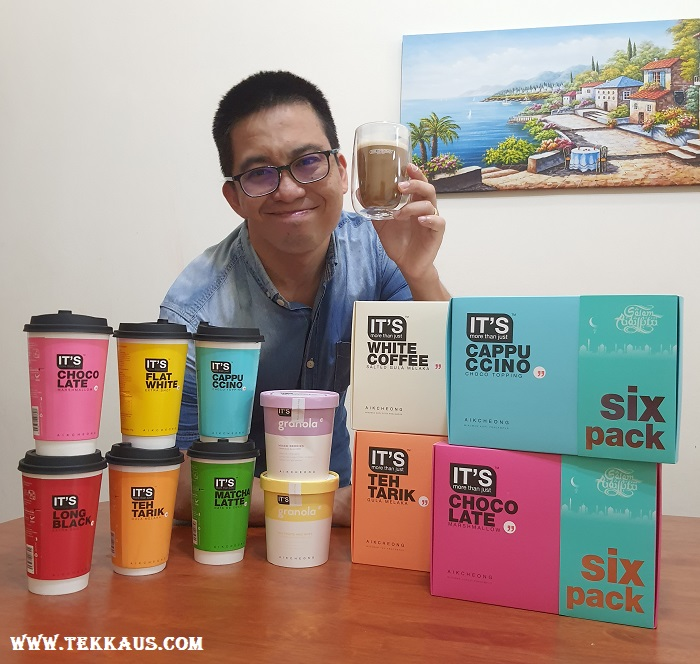 IT'S SIXPACK Aik Cheong Coffee That Will Surprise You