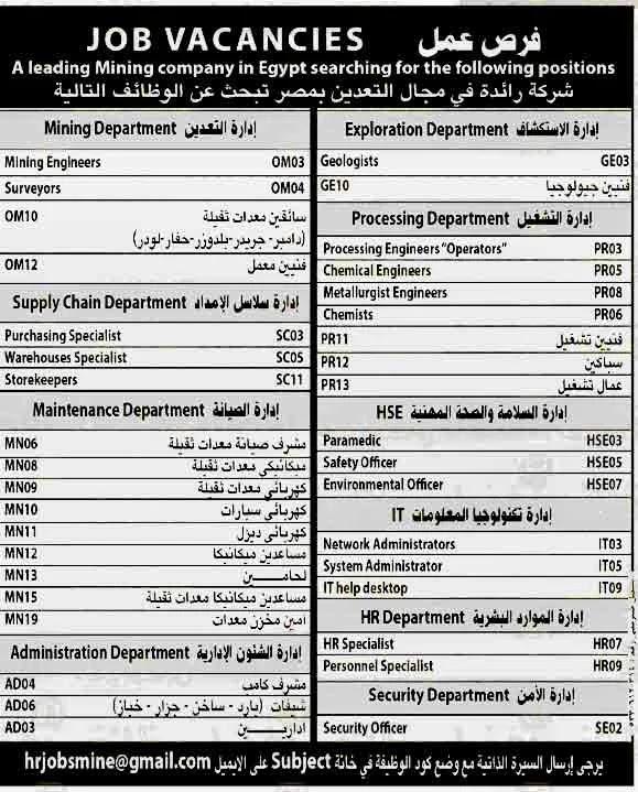 اعلانات وظائف أهرام الجمعة اليوم 1/10/2021