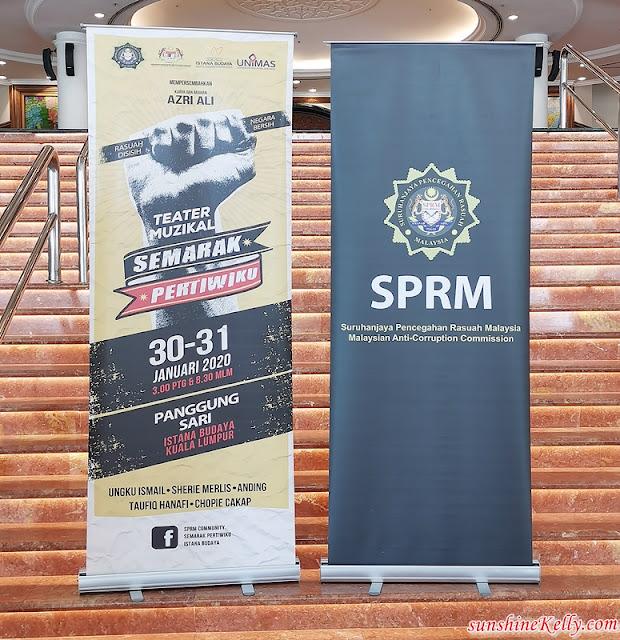 Musical Theater, Semarak Pertiwiku, MACC, Istana Budaya, Kuala Lumpur, Lifestyle