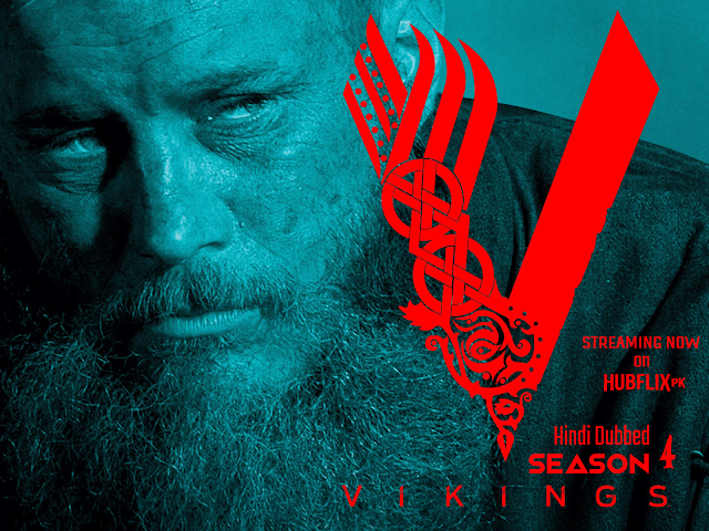 Watch Vikings All Seasons Hindi Dubbed Watch Online Free in HD