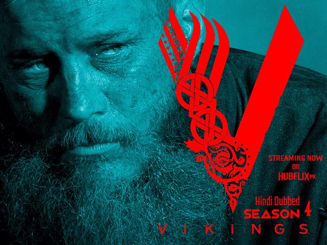 Watch Vikings All Seasons Hindi Dubbed Watch Online Free in HD