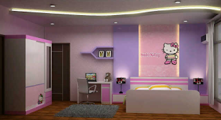 Desain Rumah Hello Kitty Terpopuler 2016 3