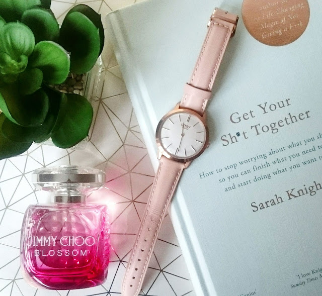 February Favourites, Jimmy Choo Blossom, Henry London Watch