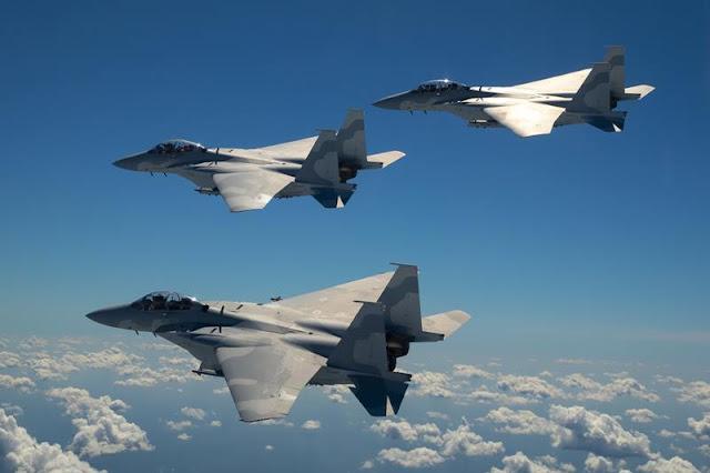 Boeing unveils F15 Qatar