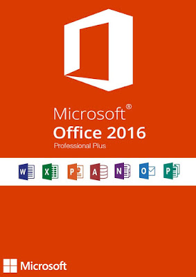 Cover Microsoft Office 2016