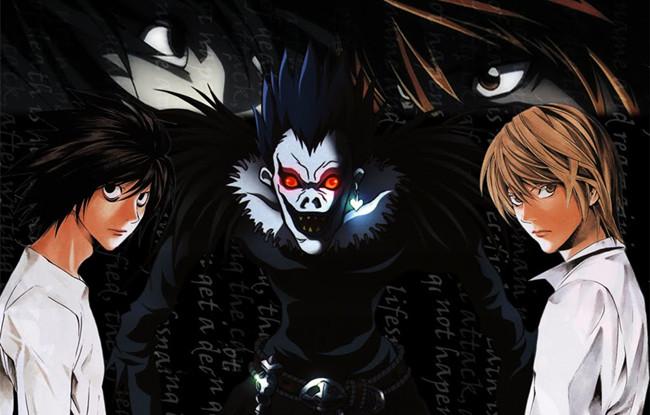 Perjuangan L Lawliet And Ligh Yagama Dengan Death Note Miliknya Membuat Anime Ini Menjadi Salah Satu Populer Rating 9 10