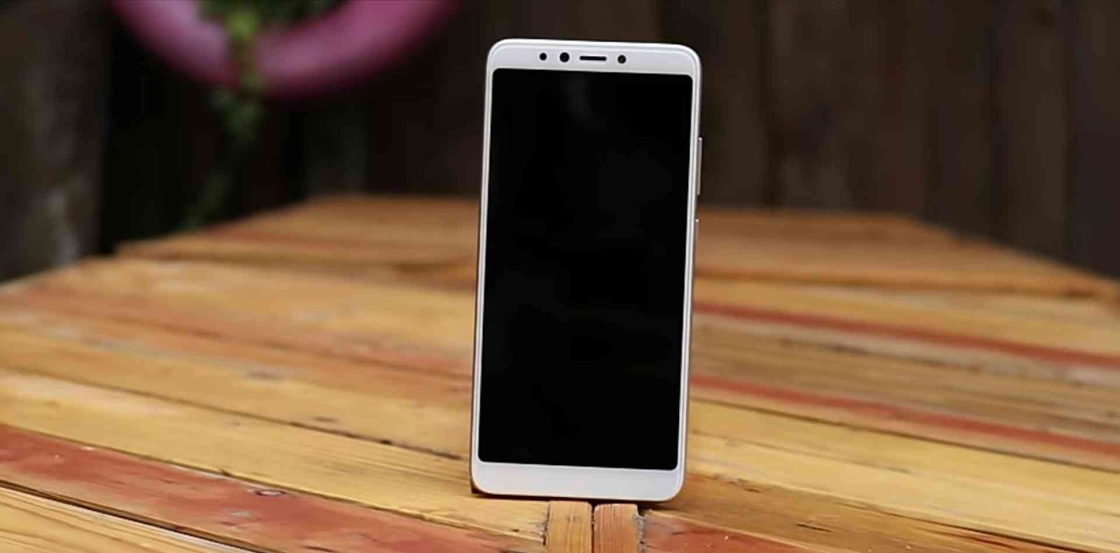 Infinix Hot 6 Pro Front View With 6.0 inch HD+ display
