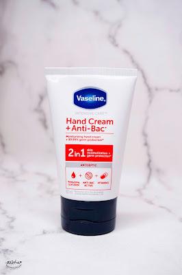 vaseline hand cream