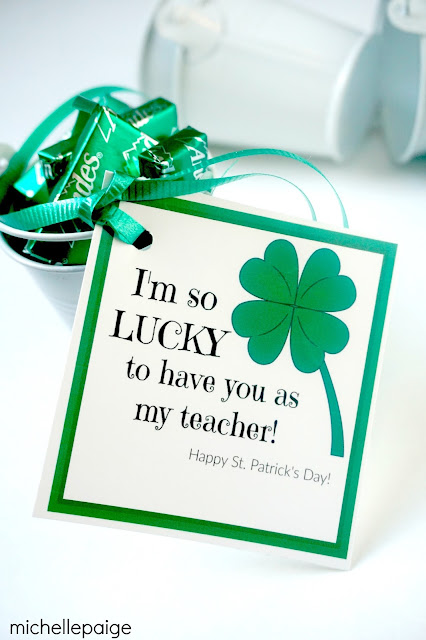 Lucky to have you for a teacher Printables @michellepaigeblogs.com