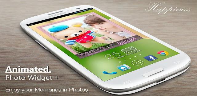 تنزيل Animated Photo Widget Pro 10.1.2  برنامج رائع لصنع الصور للأندرويد