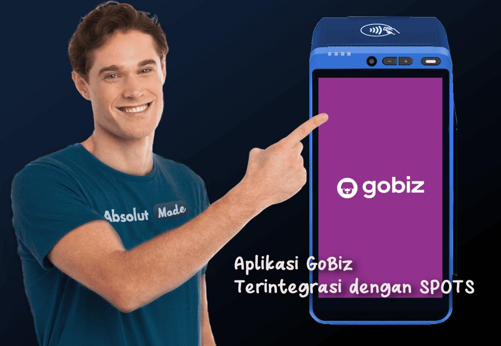 Daftar Gobis Aplikasi Integrasi dengan SPOTS