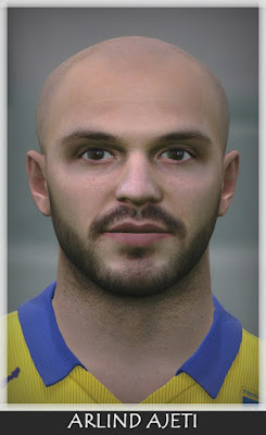 PES 2016 Arlind Ajeti (Torino) Face by Bono Facemaker