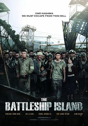 The Battleship Island (2017) Hindi BluRay 1080p 720p & 480p Dual Audio [Hindi & Korean] | Full Movie Download & Wtch Online Free