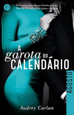 Resultado de imagem para a garota do calendario agosto capa