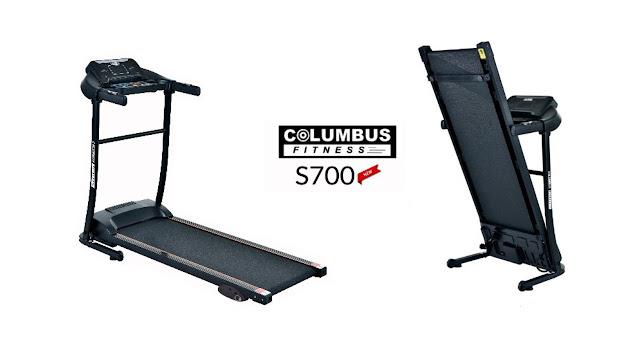 Treadmill Columbus Fitness S700