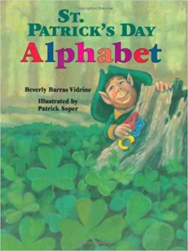 St. Patrick's Day Alphabet (ABC Series) the night before st. patrick's day