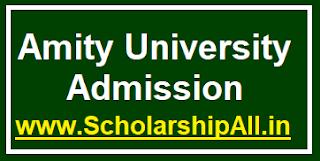Amity University Admission