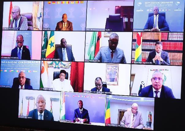 22ème sommet de l'UEMOA : Rock Marc Christian Kaboré élu à la tête de l'Union