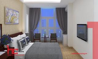 Địa chỉ thiết kế nội thất khách sạn tại Hải Phòng
