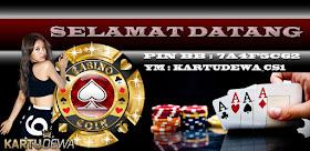 Qq Domino Fun Kartudewa Bandar Judi Poker Online Uang Asli Indonesia Terpercaya