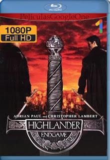 Highlander El Juego Final (Highlander 4 Endgame) (2000) Version Theatrical[1080p BRrip] [Latino] [LaPipiotaHD]