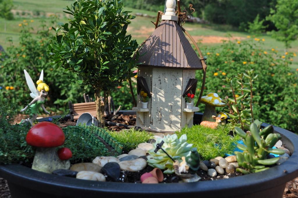 Design to Shine My Fairy Garden – Fairy Garden Plans