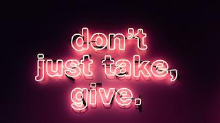 Una de las enseñanzas fundamentales de la masonería es el equilibrio diferencial entre dar y recibir