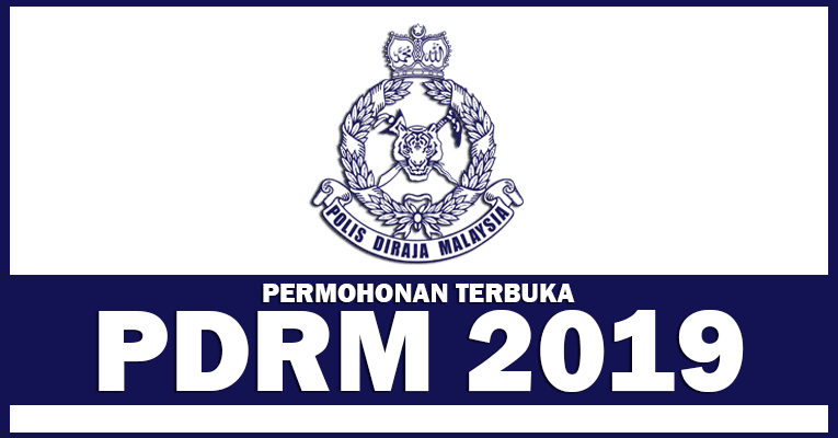 permohonan terbuka pdrm 2019