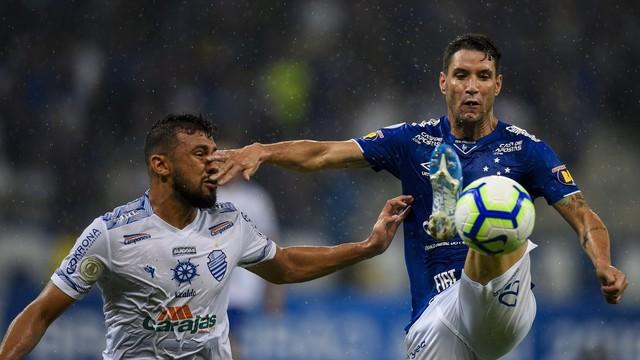 CSA vence o Cruzeiro