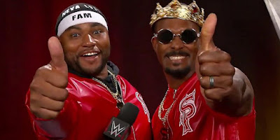 Triple H Praises The Street Profits, Montez Ford And Angelo Dawkins On Their Title Win