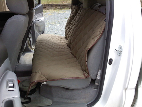 Best Price Solvit 62283 Deluxe Bench Seat Cover For Pets