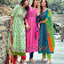 PANNA VOL 16 PURE COTTON READYMADE ANARKALI  FULL SET WITH LINING Rs 850 , DESIGNS- 8 , SET RATE- ₹ 6800