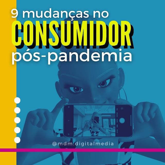 Confira as 9 mudanças no consumidor pós-pandemia