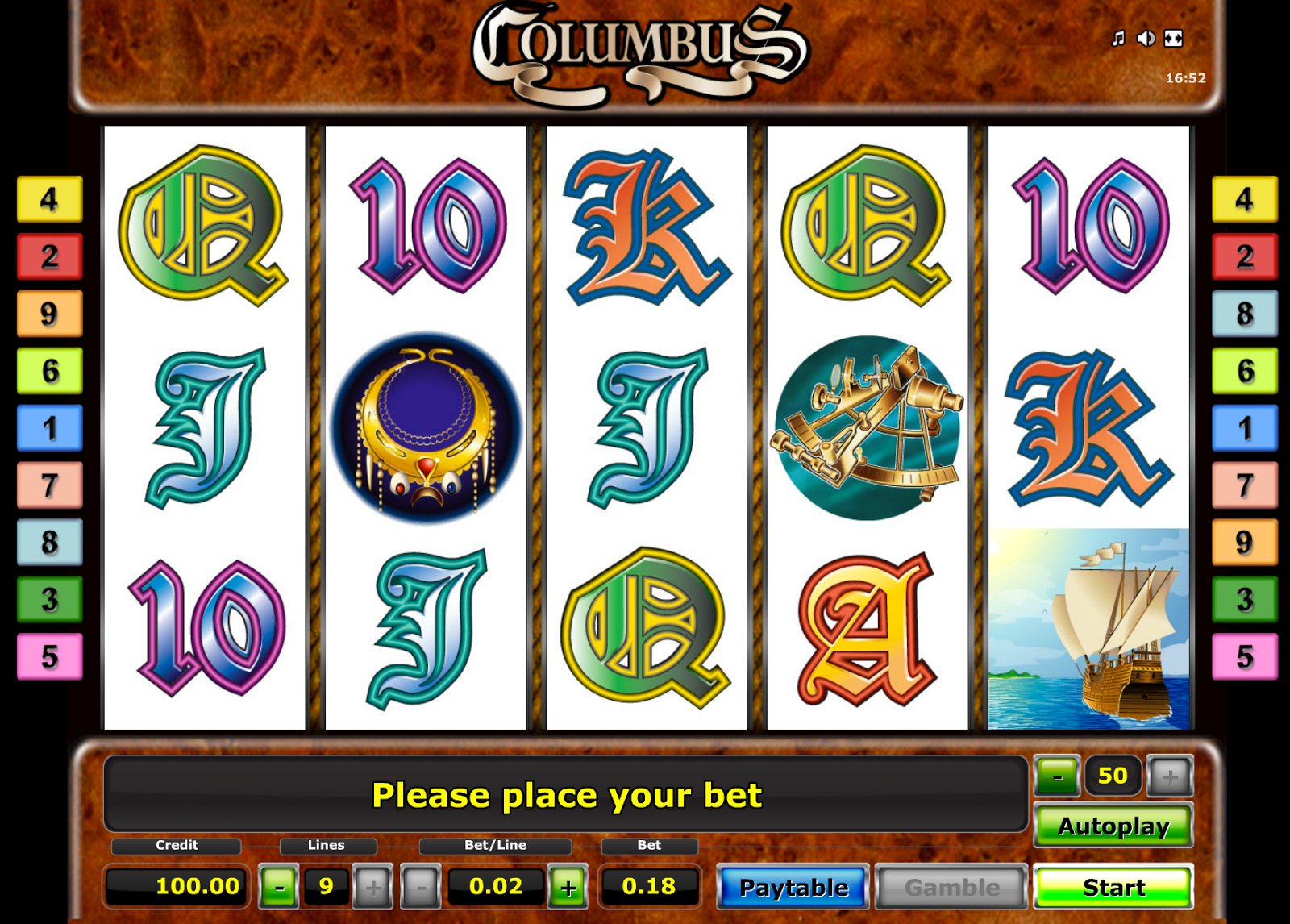 онлайн казино игровой автомат колумб lang ru